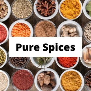 Pure Spices
